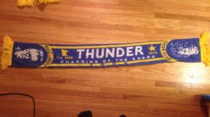 2006 supporter scarf